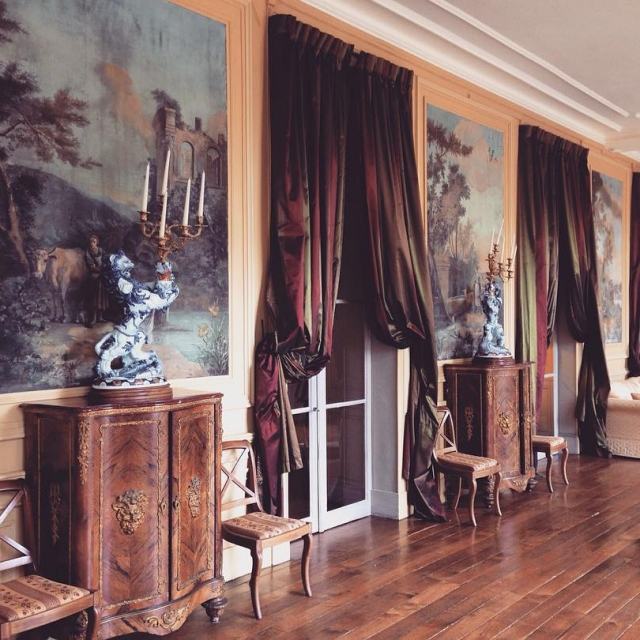 Experiencing the Castle life staying in a stunning chteau while