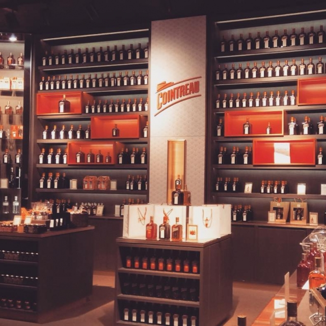 We love the colorful Cointreau boutique  Dont miss ahellip
