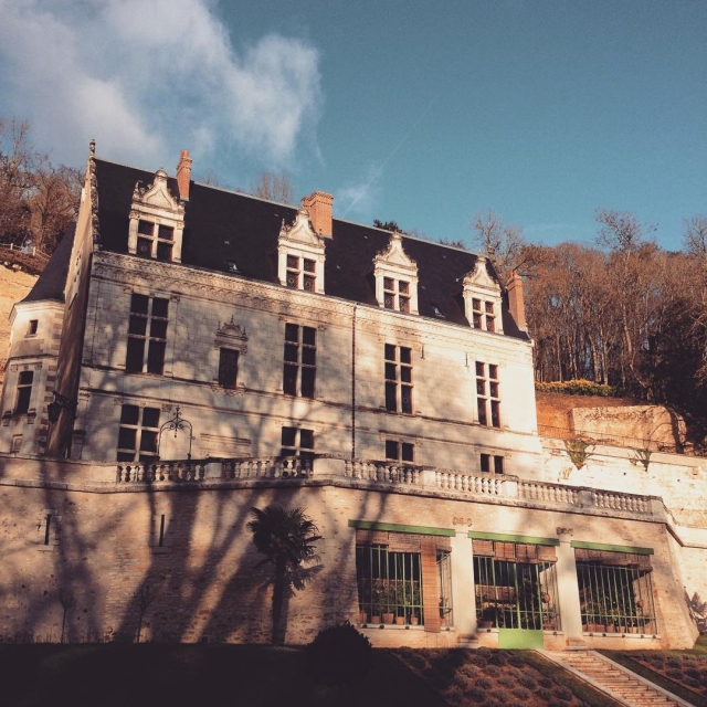 Another gem here in Loire Valley! The perfect place to