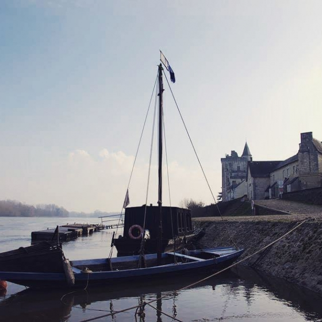 Winter morning in Loire Valley The perfect place to enjoyhellip