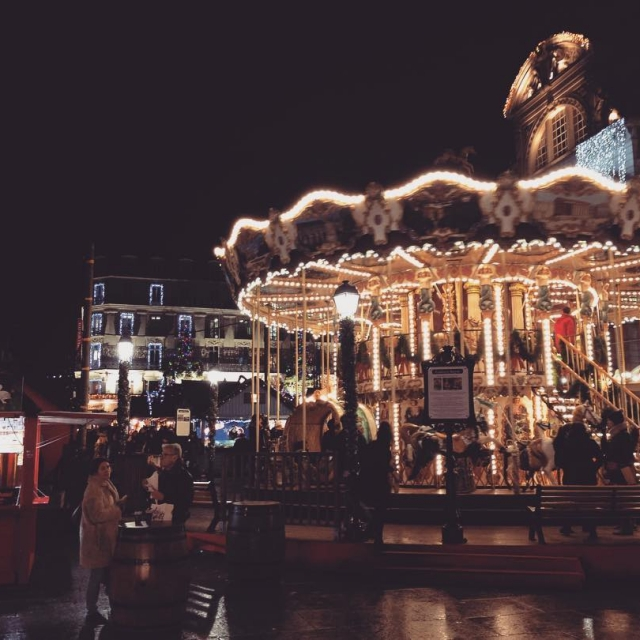 Angers by night Hope you are all having good timehellip
