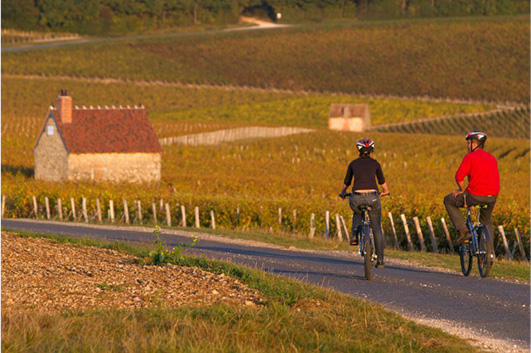 Loire Valley Biking tours, cycling tours