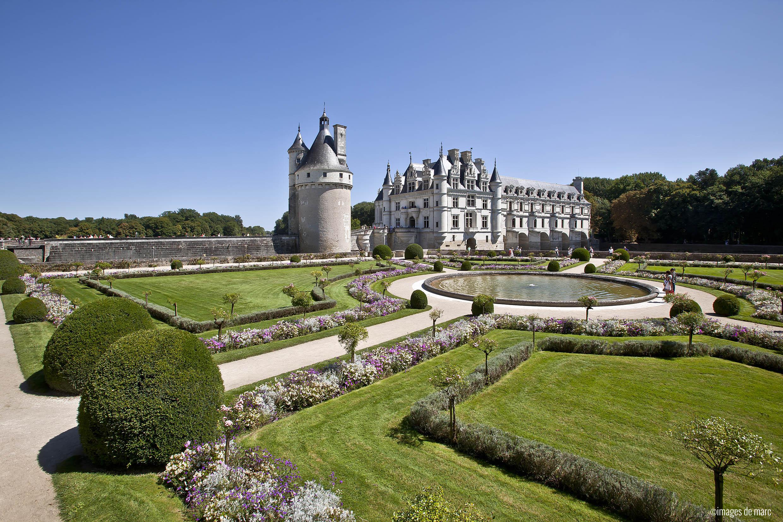 Cultural tours-Loire Valley castles-Chenonceau