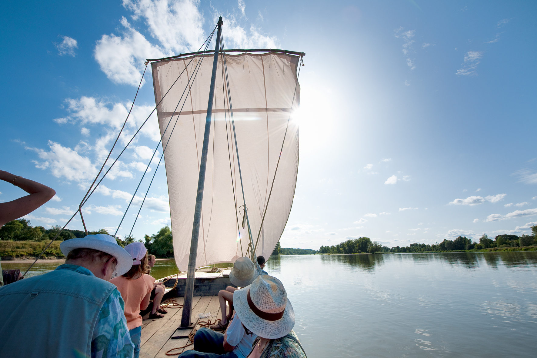Loire Valley, Private Cruise on the Loire River