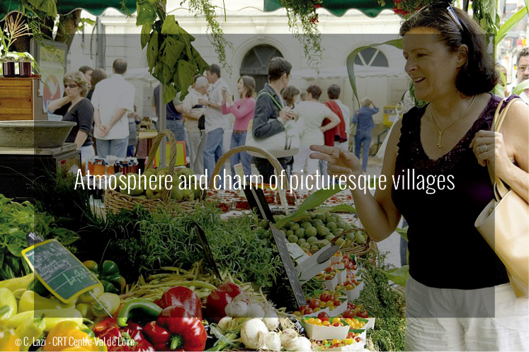 Loire Valley villages and markets - Travel Guide