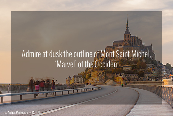 Normandy Travel Guide, Mont Saint Michel