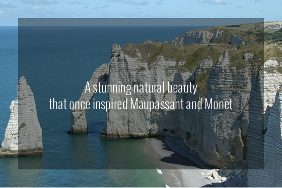 Normandy Travel Guide, Etretat