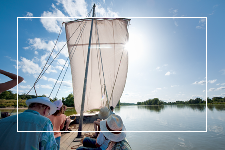 incentive trip private cruise on the loire river loire valley honeymoon