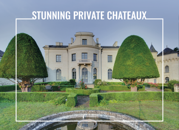 loire valley private chateau