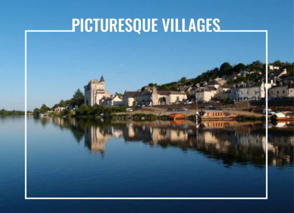 picturesque villages loire valley
