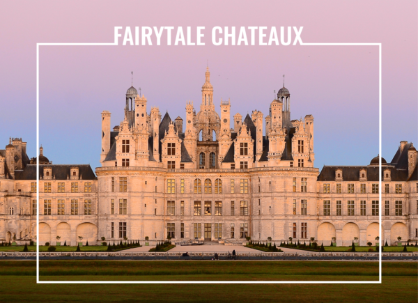 chateau cultural travels