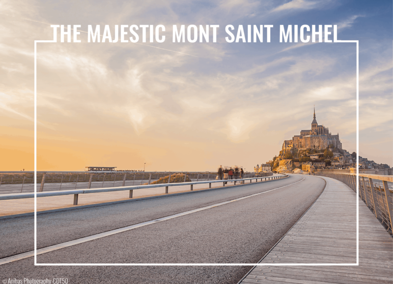 mont saint michel culture