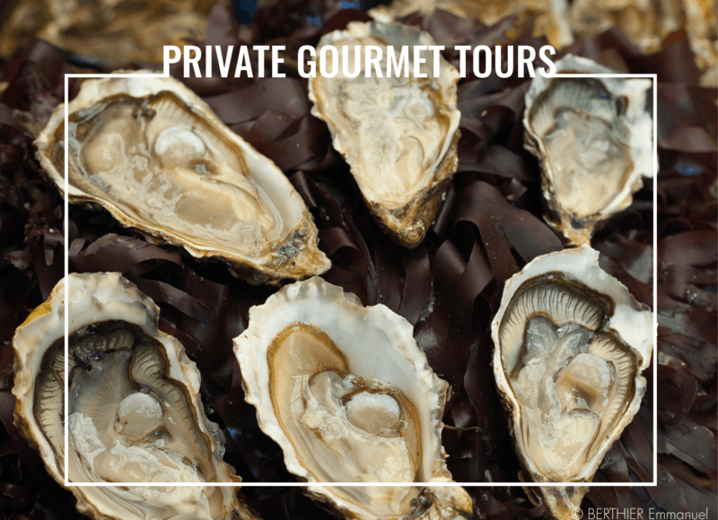 oyster private gourmet tour
