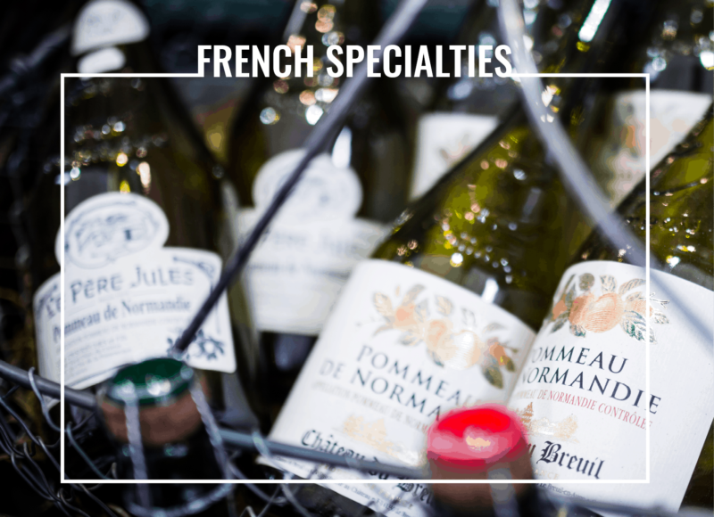 french specialties gourmet