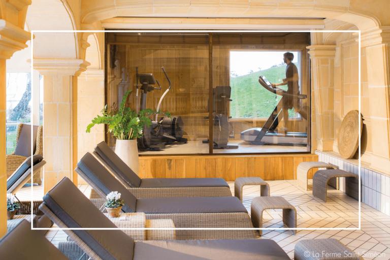wellness villa chateau