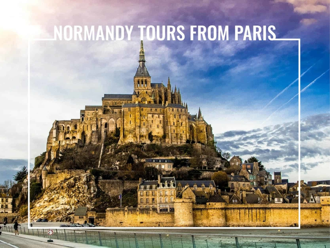 normandy private tours