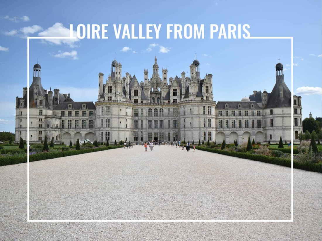 loire valley private tours