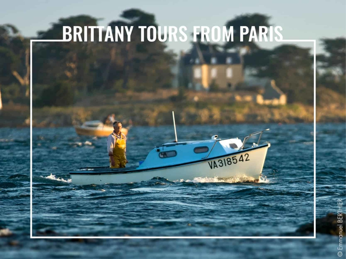 brittany tours