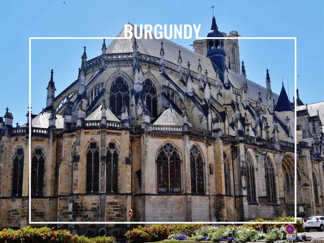 burgundy luxury tour