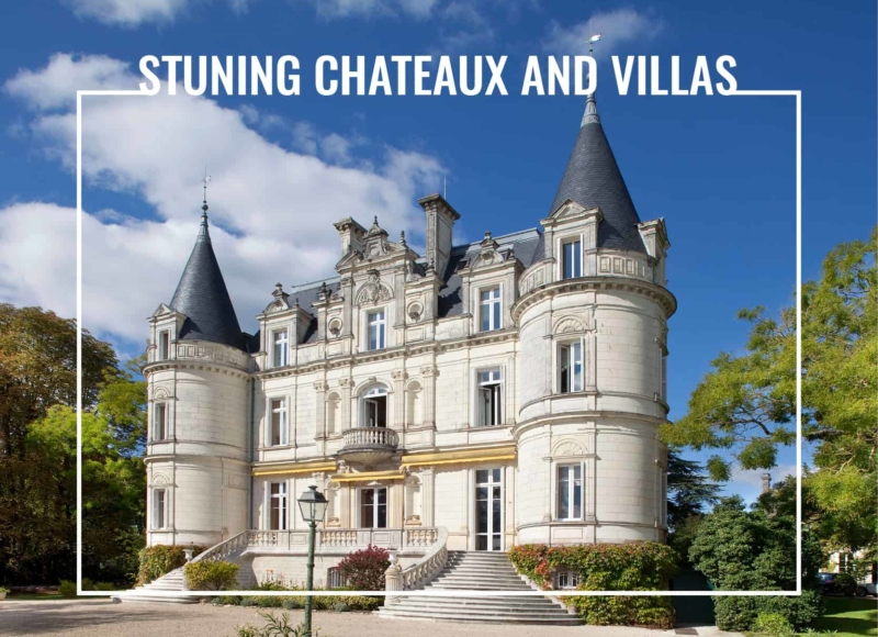 chateaux and villas