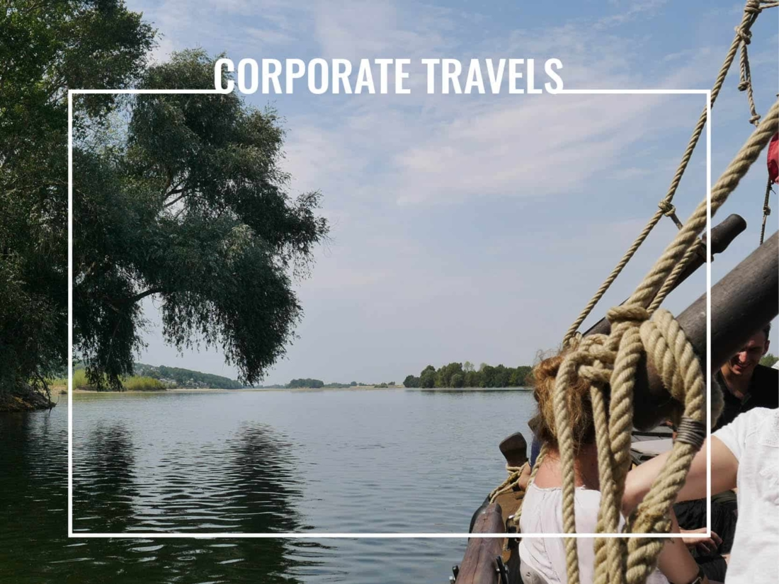 corporate travel in france