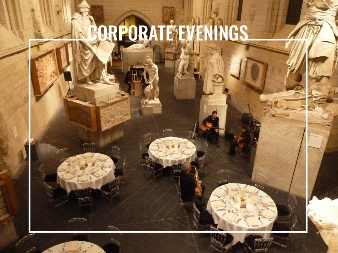 corporate evening france