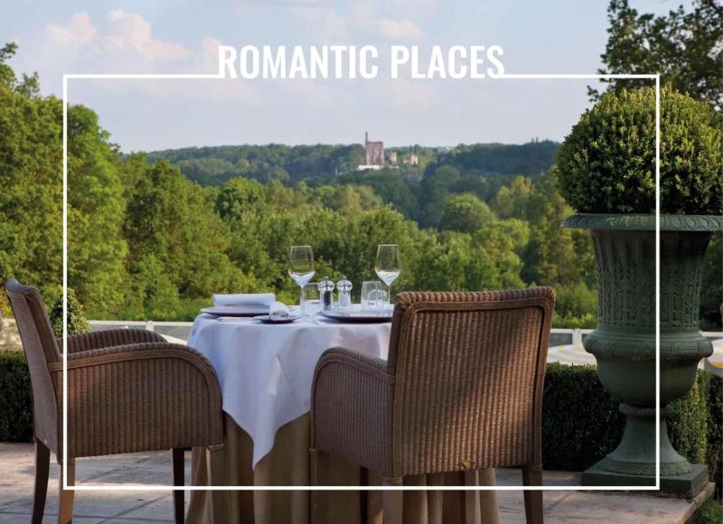 romantic places honeymoon france
