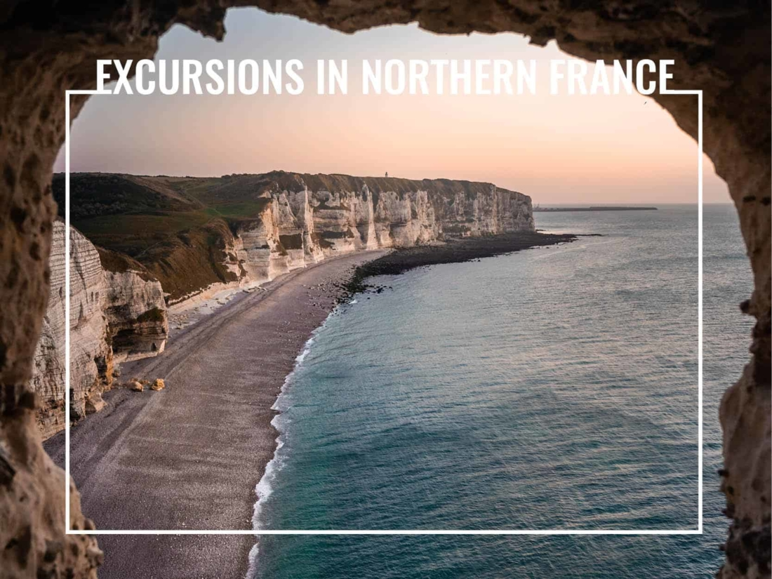 shore excursions france northern france