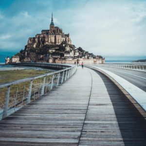 vacances famille mont saint michel luxury family holidays trip normandy family chasse tresor voyage luxe