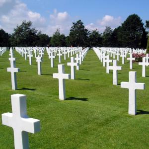 american cemetery normandy luxury trip