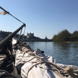 cruise loire saumur croisiere