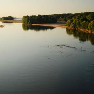 loire river montgolfiere