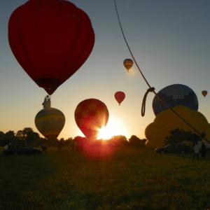 balloon montgolfiere