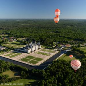 balloon chambord montgolfiere