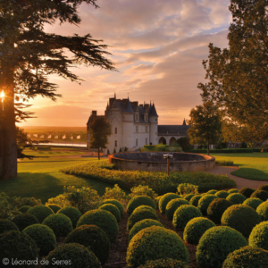 amboise castle chateau stay