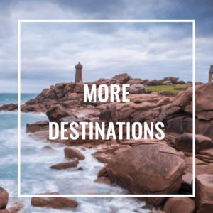 more destinations