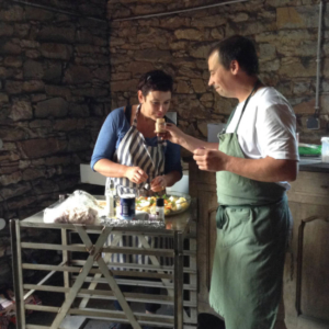 cooking class normandy