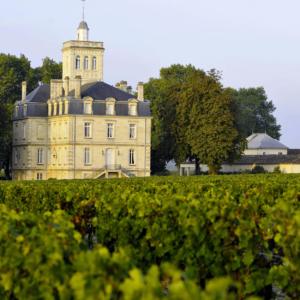 bordeaux castle wine