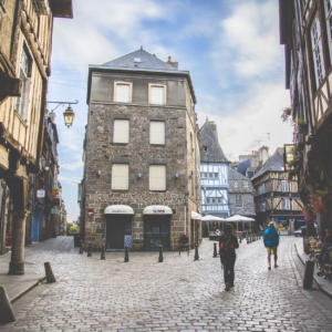 dinan brittany luxury tour vacances famille bretagne