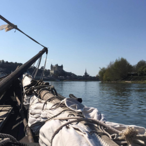 boat cruise loire