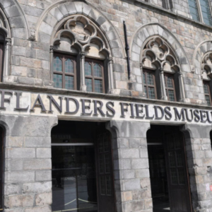 flanders fields museum ww1