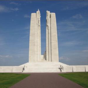 premiere guerre mondiale vimy memorial champs de bataille visite