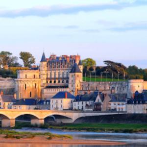 amboise castle chateau