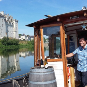 cruise loire river girls' getaway