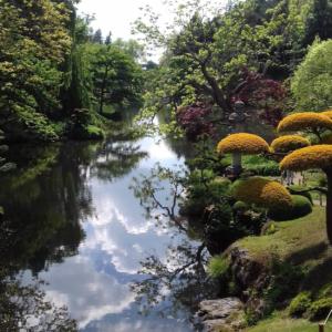 parc oriental gardens maulevrier