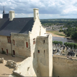 chinon wine experience bike tour loire valley